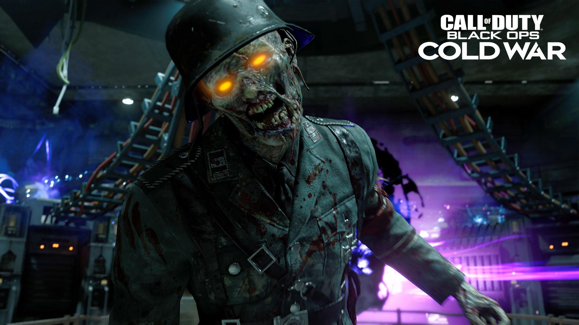 Activision   Black Ops Cold War Zumbis traz novidades para a série