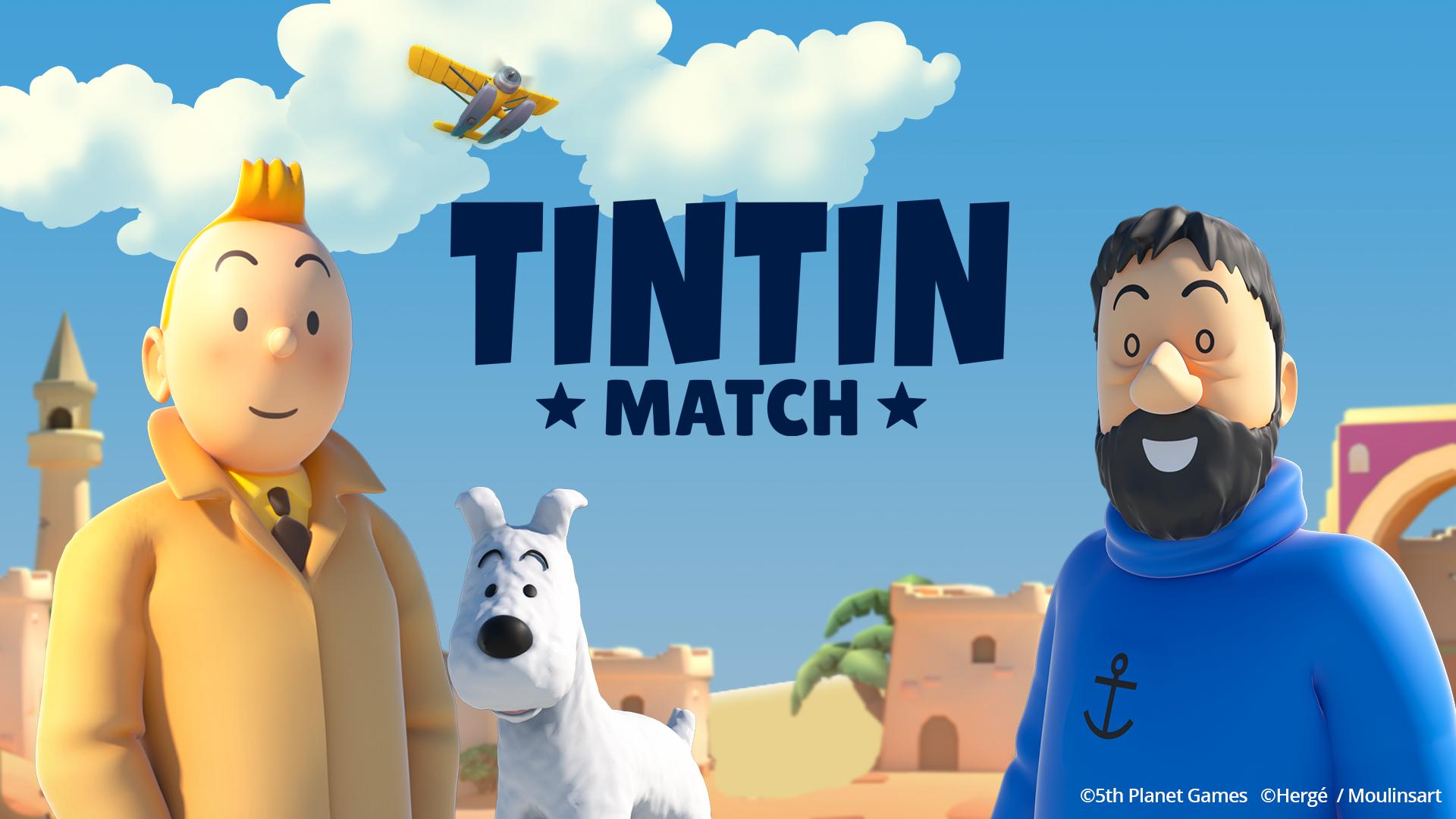 Tintin Match é lançado oficialmente para IOS e Android
