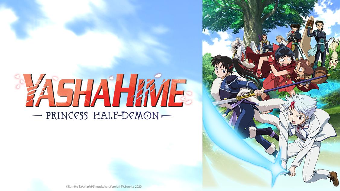 Crunchyroll anuncia oficialmente Yashahime: Princess Half-Demon