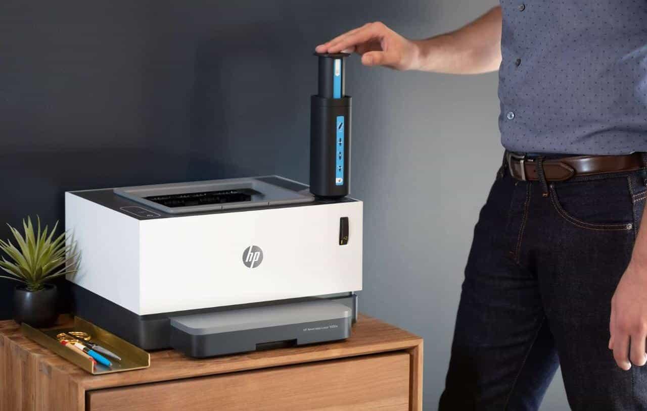 Análise | HP Neverstop Laser 1200w possui novo sistema de recarga sem preocupações