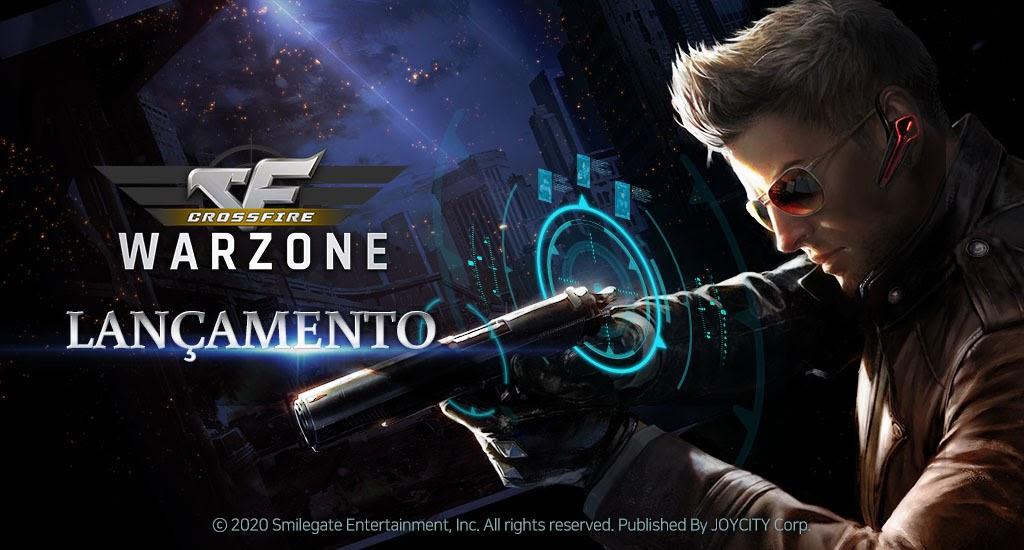 Game mobile Crossfire: Warzone é oficialmente lançado