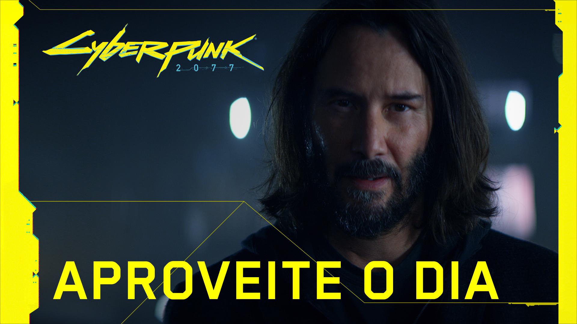 CD Projekt Red   Keanu Reeves estrela novo comercial de Cyberpunk 2077