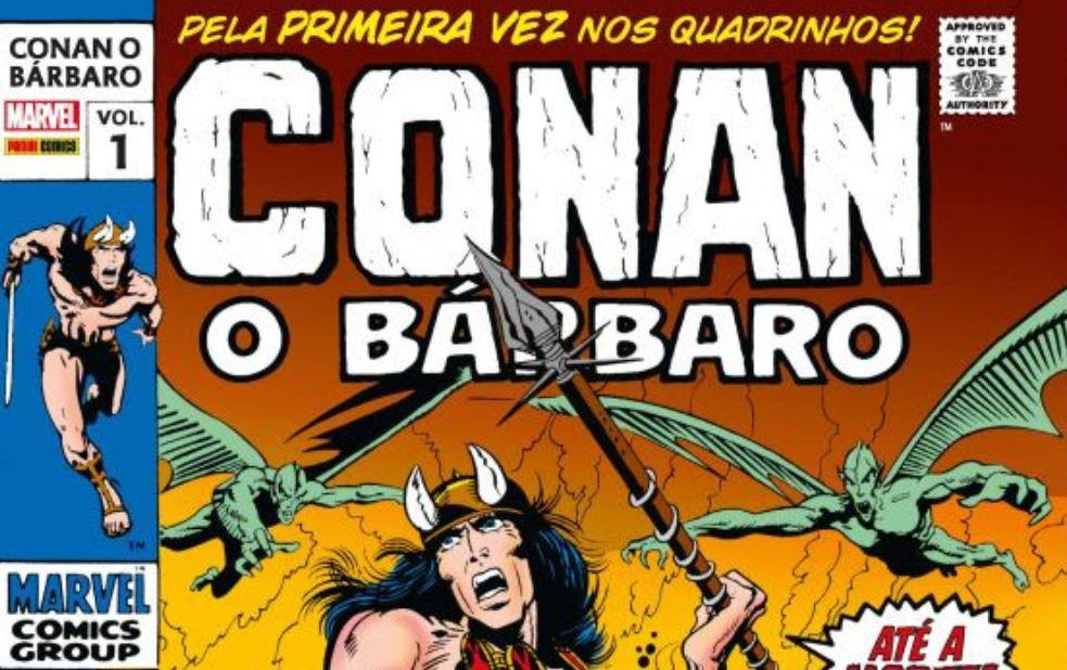 Panini | Nova edição especial de Conan – O Bárbaro é anunciada