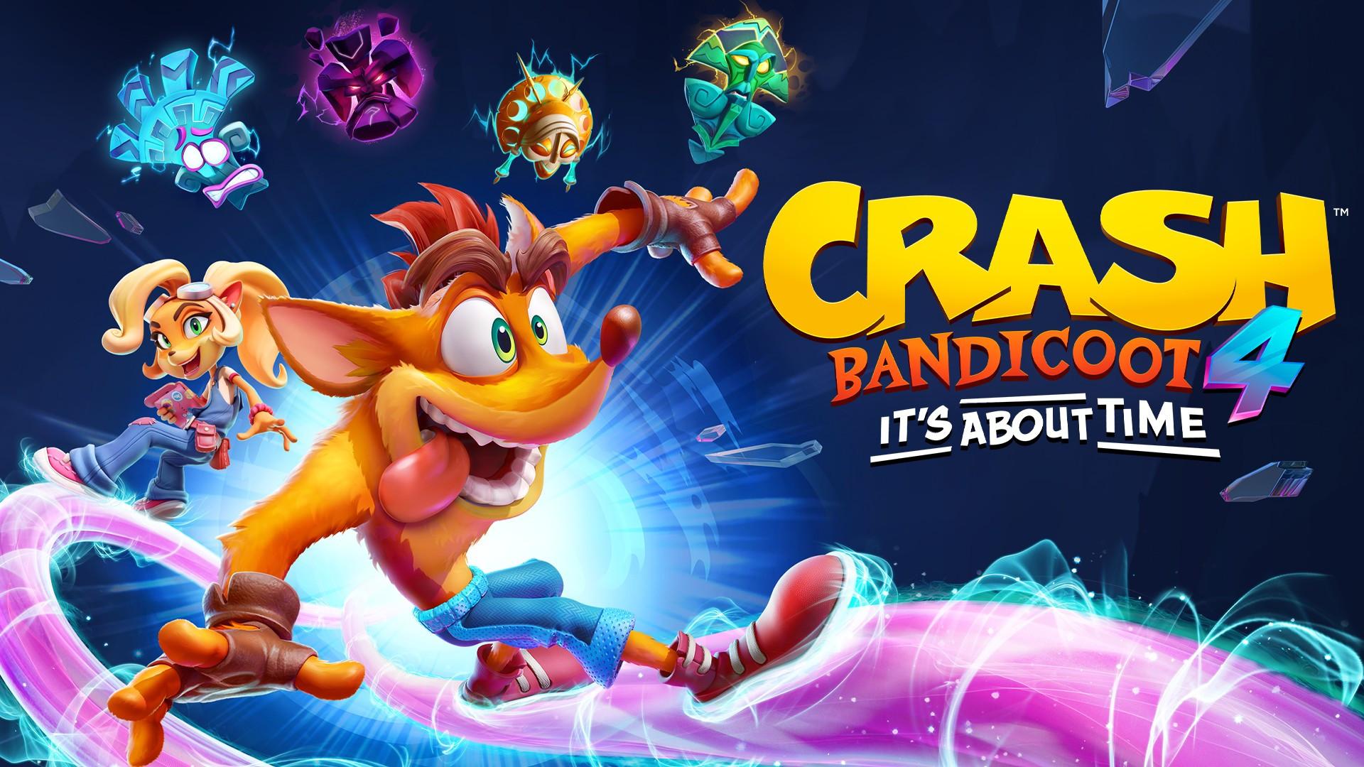 Crash Bandicoot 4: It's About Time | Promove o retorno de um personagem em nome da nostalgia sem perder a identidade