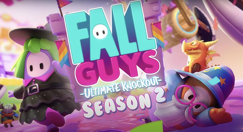Devolver Digital   Temporada 2 já chegou em Fall Guys