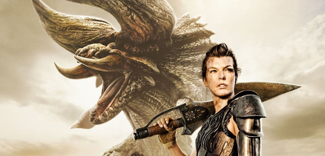 Sony Pictures | Monster Hunter recebe cartaz e trailer legendado