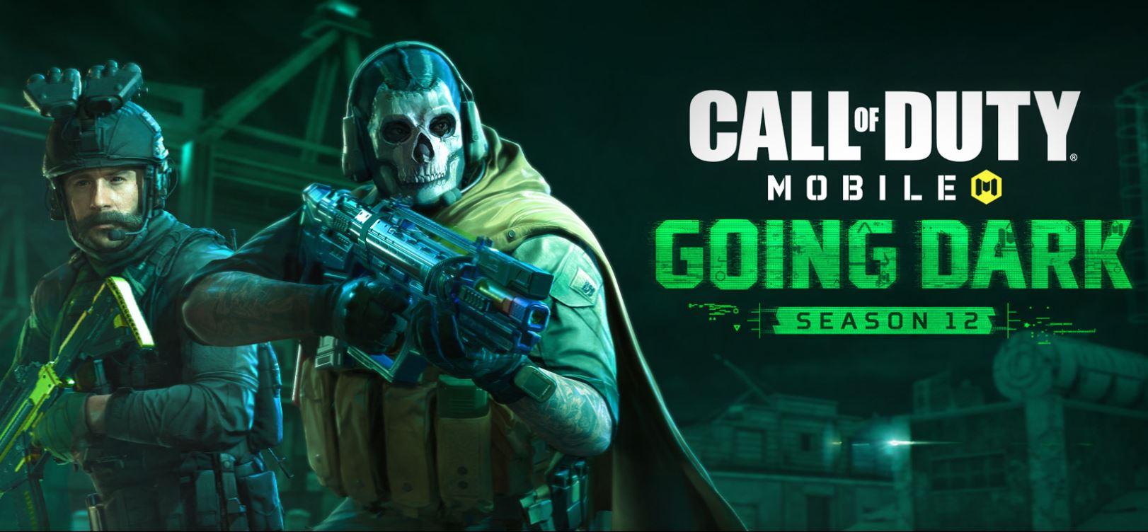 Activision | Temporada 12 de Call of Duty: Mobile já está disponível