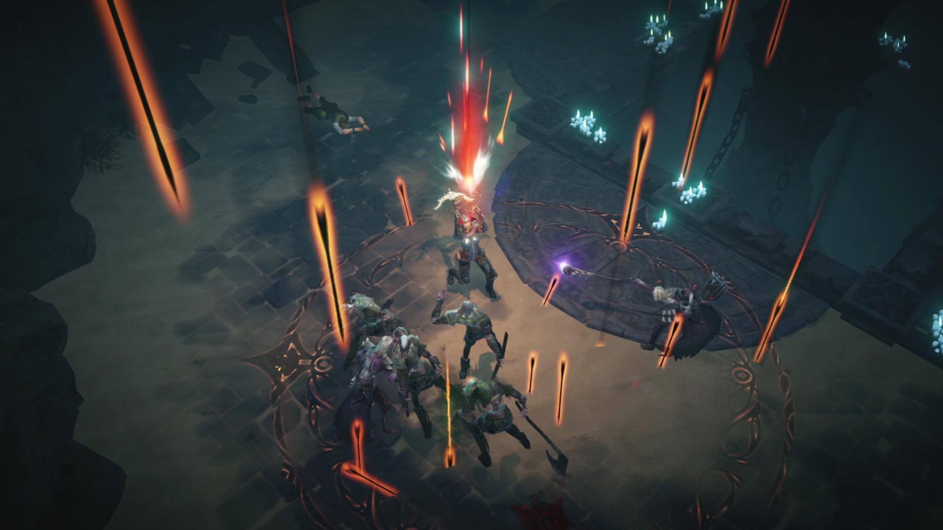 Blizzard | Alfa Técnico com público limitado de Diablo Immortal é anunciado