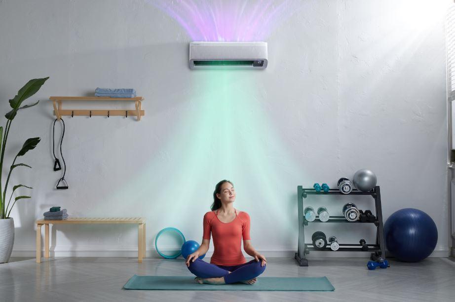 Samsung | Nova campanha mostra os benefícios da linha de ar-condicionado WindFree