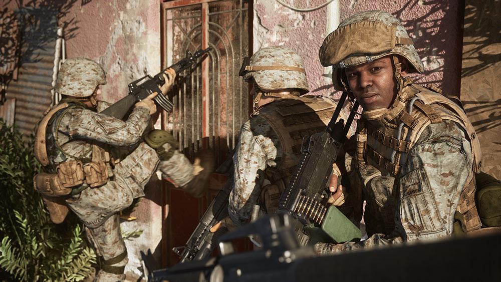 Victura | Six Days in Fallujah receberá nova tecnologia chamada Arquitetura Procedural