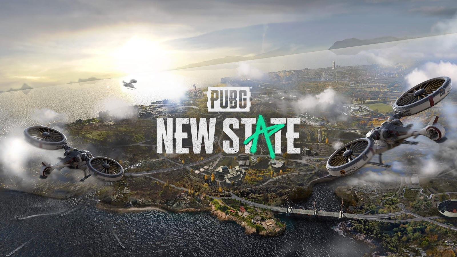 PUBG Studio | Novo game mobile PUBG: NEW STATE é anunciado oficialmente