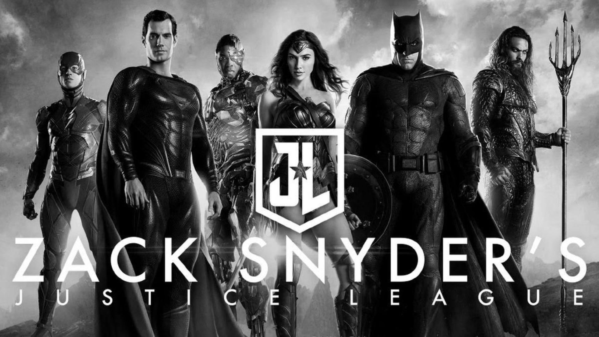 Warner | Liga da Justiça de Zack Snyder chegará ao Brasil dublado