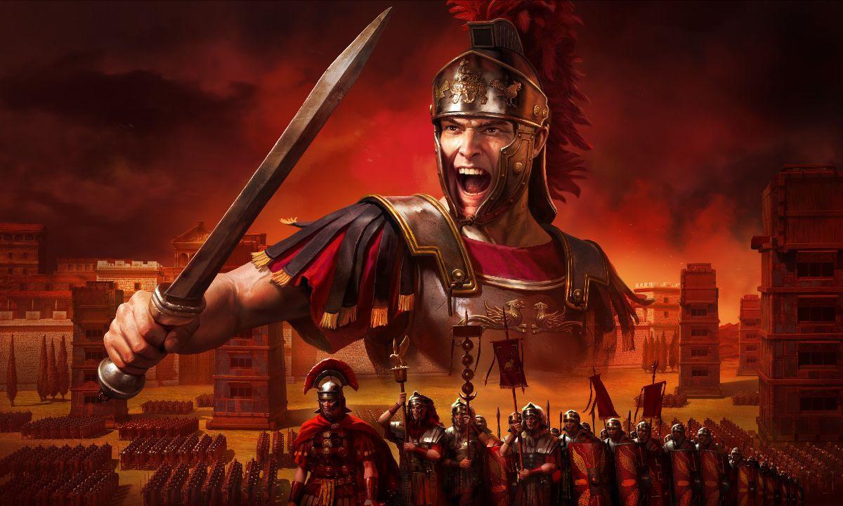 SEGA | Total War: ROME REMASTERED é anunciado oficialmente