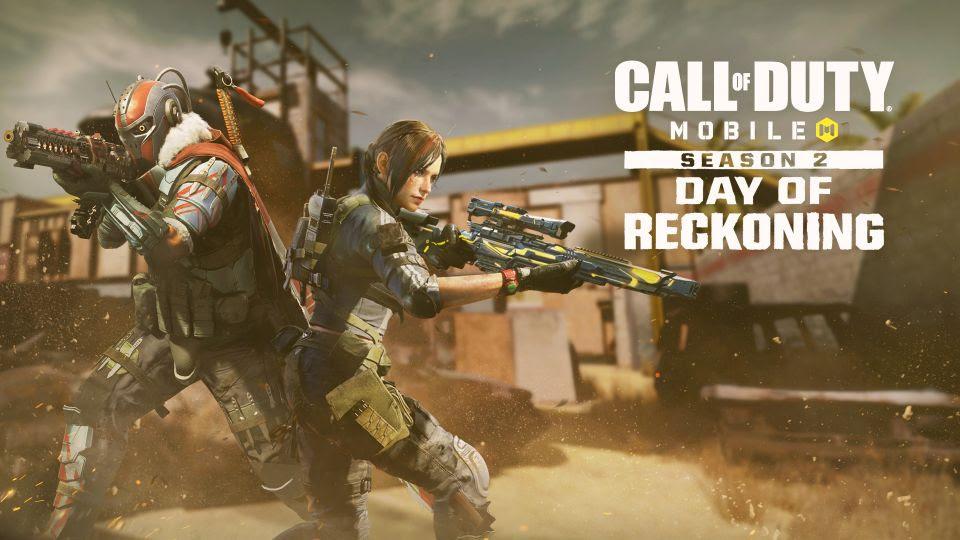Activision | Nova Temporada 2: Dia do Acerto de Contas recebe novidades em COD Mobile