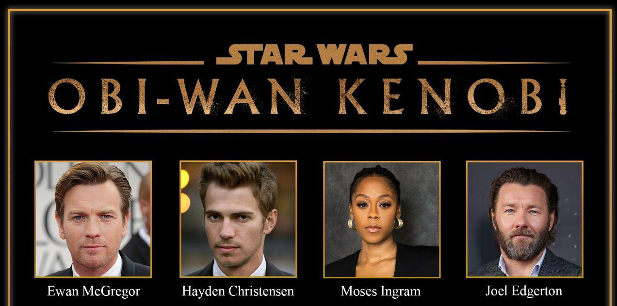 Disney+   Série Obi-Wan Kenobi começa a ser produzida
