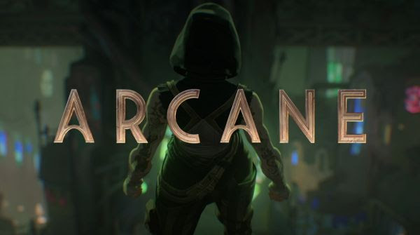 Riot Games em parceria com Netflix anunciam a animação Arcane