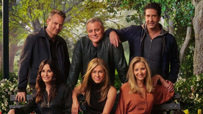 HBO MAX | Friends: The Reunion tem seu trailer oficial revelado