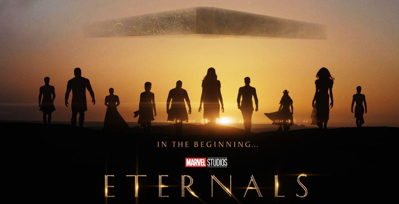 Marvel Studios | Eternos recebe seu primeiro pôster e trailer oficiais