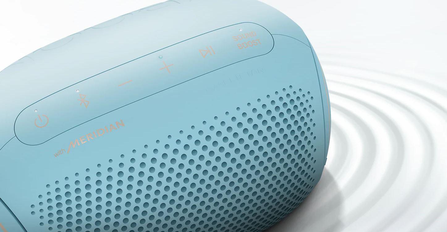 LG   Empresa anuncia a chegada da LG XBOOM Go Jellybean