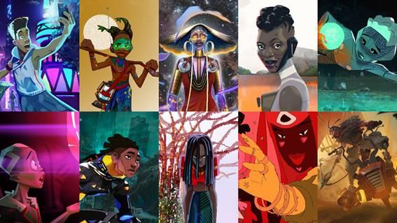 Disney | Kizazi Moto: Generation Fire antologia animada dos principais criadores africanos recebe data oficial