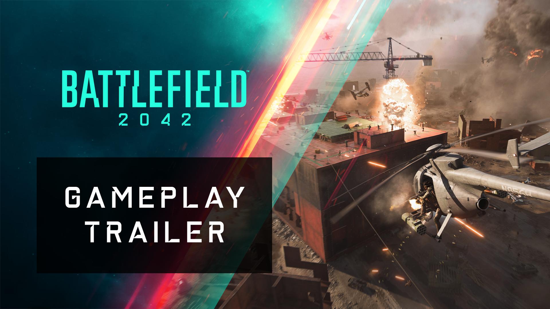 E3 2021 | Battlefield 2042 tem seu primeiro gameplay revelado