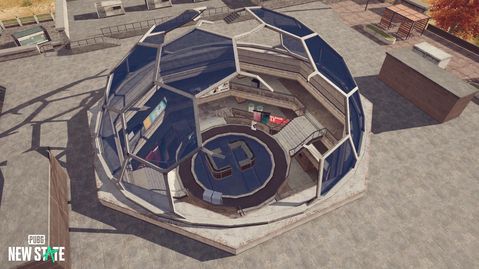 KRAFTON, INC. | Confira o primeiro gameplay e os mapas de PUBG: NEW STATE