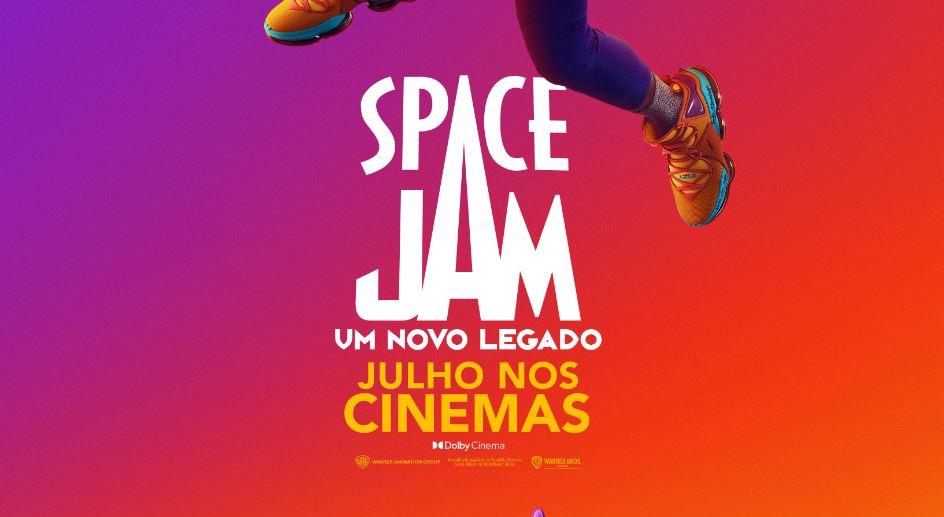 Warner | Space Jam: Um Novo Legado recebe novo trailer