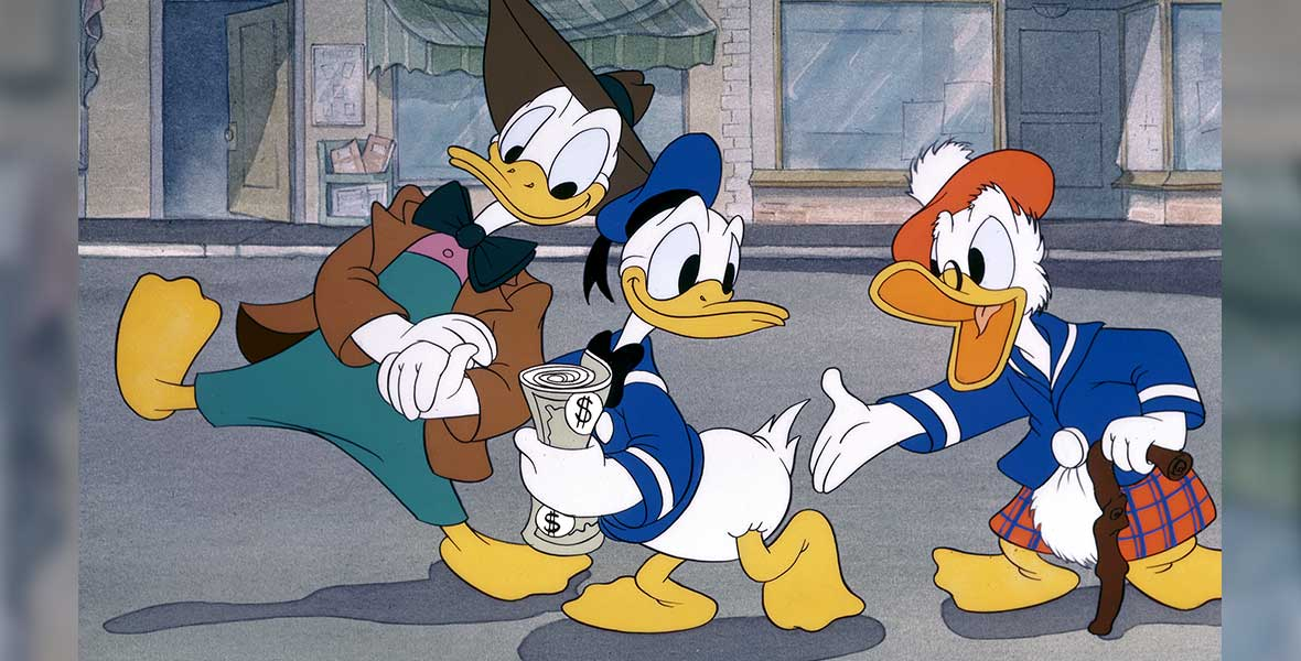 Disney | Pato Donald faz aniversário em junho, conheça algumas curiosidades do personagem