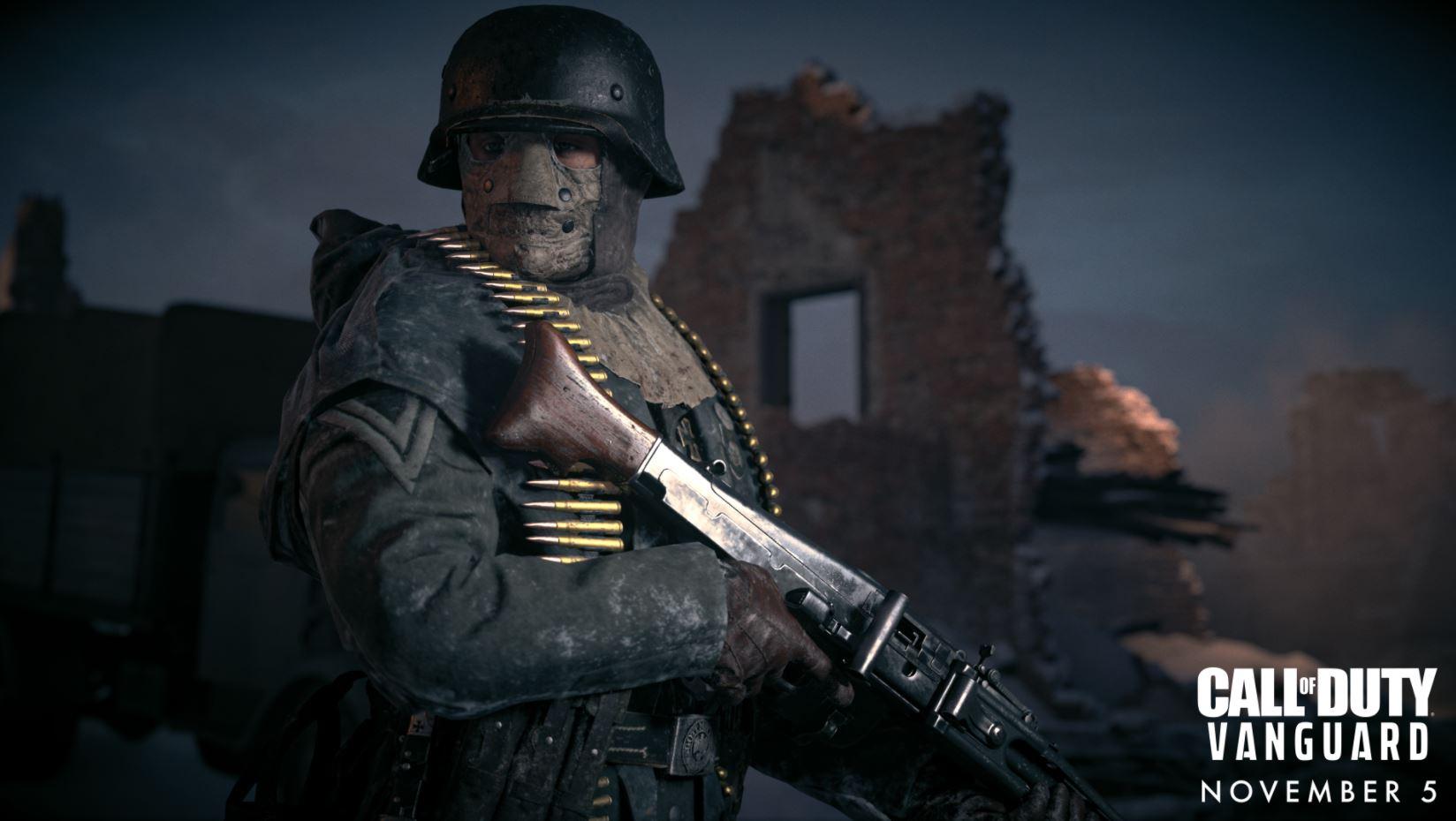 Activision | Beta aberto de Call of Duty: Vanguard chega neste final de semana