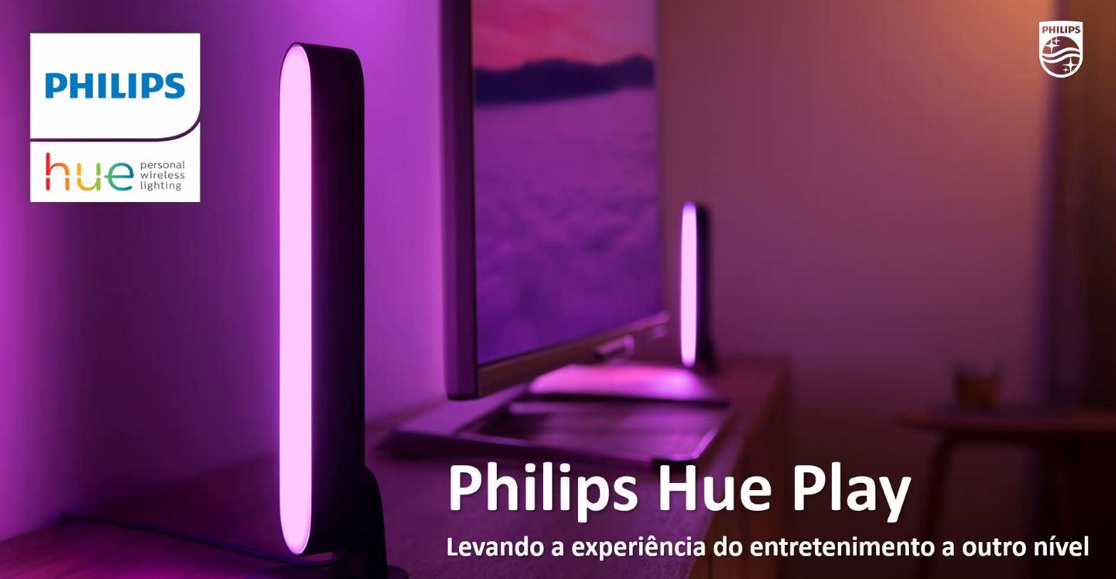 Philips | Empresa lança Hue Play oficialmente no Brasil