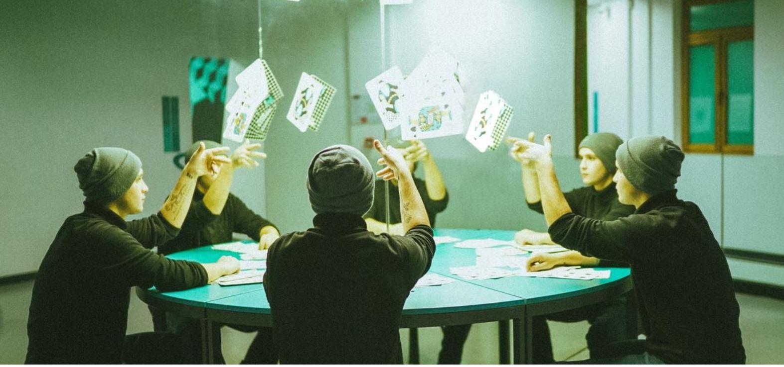 Cultura pop   O poker nos games, no cinema e na história