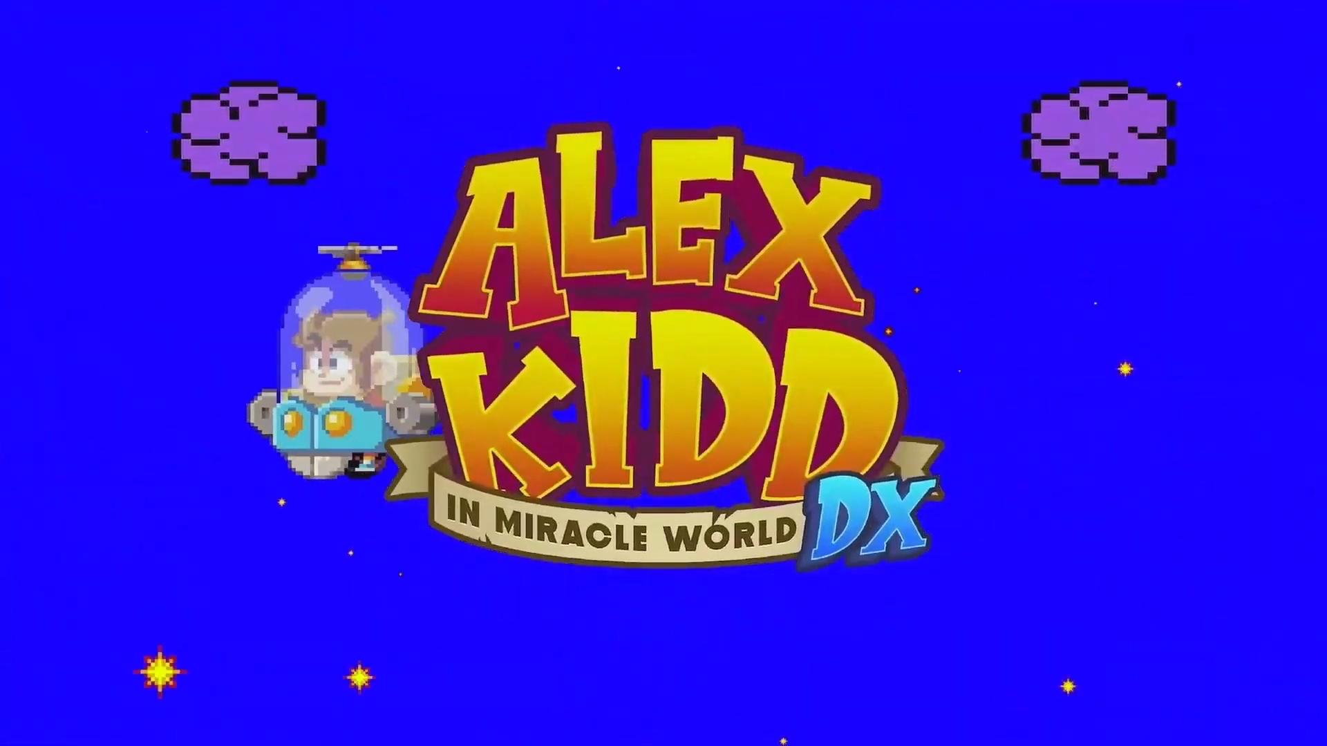 Análise   Alex Kidd in Miracle World DX: Um jovem e seu reinado