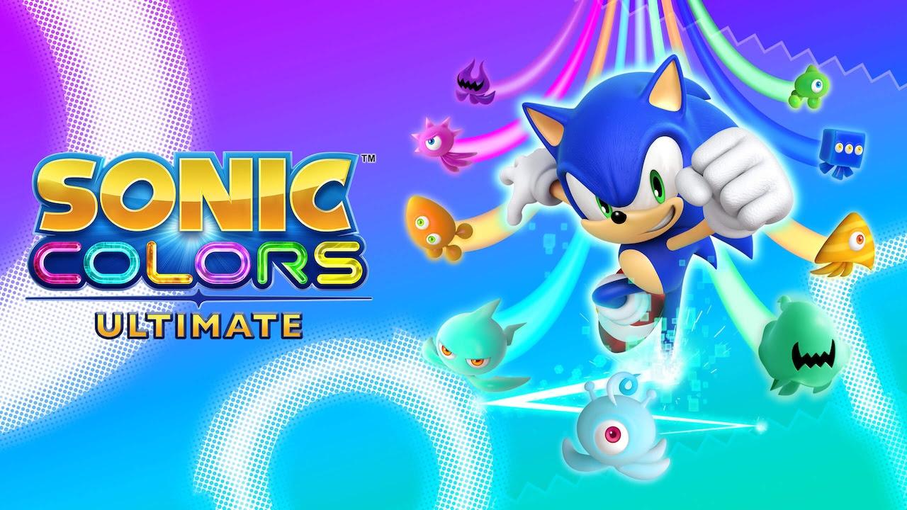 SEGA | Sonic Colors: Ultimate já está disponível em versão digital